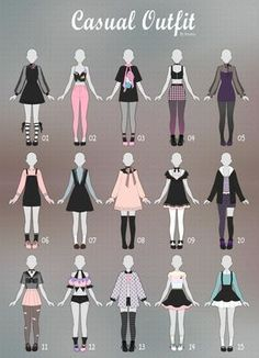 Anime dress, outfit drawings, cute drawings, how to draw clothes, female outfits Drawing Anime Clothes, Manga Clothes, Dress Drawing, Women's Clothes, How To Draw Clothes, Drawings Of Clothes, How To Draw Shirts, Clothes Design Drawing, Boy Drawing