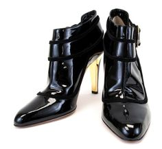 Jimmy Choo Size 38.5 Chicago Booties $295