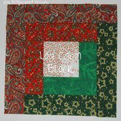A Little Bit Biased: Scrap Quilt Challenge + My Scrappy Log Cabin ... : free quilt videos - Adamdwight.com