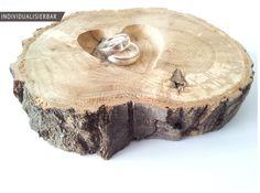 Ringschale, Holz, Herz, Hochzeit