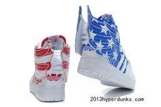 Adidas 2012 Originals By Jeremy Scott JS Wings 2.0 Flag