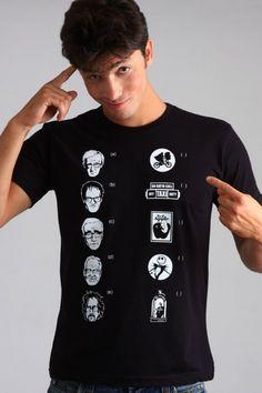 Chico Rei T-shirt.