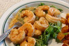 Garlic and Butter Shrimp