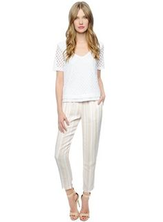 Ella Moss Annika Relaxed Fit Pant