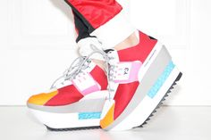 Y3 All White Shoes, Sock Shoes, Balenciaga, Bubbles, Street Style, Chic, Futuristic, Sneakers, Fashion Trends