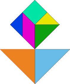 Tangram é um jogo divertido que estimula a memoria e a criatividade. Confira diversas sugestões de tangram para imprimir, e com modelos para colorir. Theme Nature, Tangram, Free Shapes, Shape Puzzles, Png Photo, Games For Kids, Online Art, Clip Art, Logos