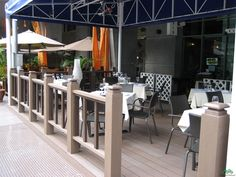 wood plastic composite fence and decking manufacturer China