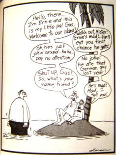 the far side | by: gary larson