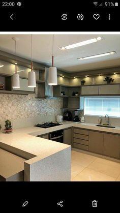 Kitchen Cabinet Interior, Kitchen Space Savers, Kitchen Dining, Kitchen Decor, Modern Kitchen Design, Home Decor Furniture, Home Interior Design, Home Kitchens, Decoration