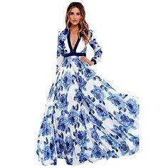 """Képtalálat a következőre: """"Dress Boho Summer Rose Flower Print Dress"""""""