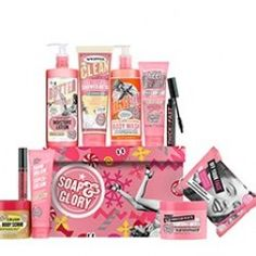 Win Soap and Glory Limited Edition Next Big Thing Gift Set ^_^ http://www.pintalabios.info/en/fashion-giveaways/view/en/2858 #International #Aesthetic #bbloggers #Giweaway