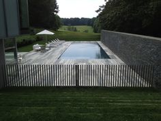 custom stainless steel fence design