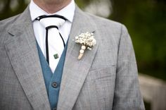 Lovely vintage groom jacket