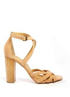 6be3c13bbab Splendid Faris Knotted Ankle Strap Heel  SandalsHeels