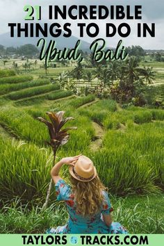 There is so much to know about Bali travel as there are many destinations. But this list of the best things to do in Ubud will help you plan the perfect Ubud itinerary as a part of your dream Bali itinerary. This Ubud travel guide will make sure you have the best time. Click to start planning your Ubud trip! #bali #travel #budgettravel #waterfall #islandlife #indonesia