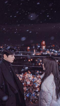 Korean Drama Romance, Korean Drama Best, Korean Drama Movies, Korean Actors, Cute Couple Drawings, Cute Couple Pictures, Cha Eun Woo, Couple Wallpaper Relationships, Big Bang Theory Funny