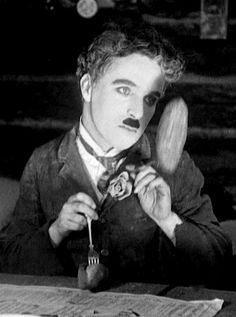 Charlie Chaplin ~ The Gold Rush, 1925