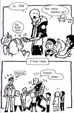 G!Sans & kids