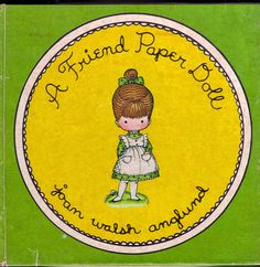 A Friend Paper Doll - Joan Walsh Anglund - Lorie Harding - Picasa Web Albums