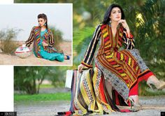 Moon Textile Sohni Printed Summer Lawn Dresses Collection 2014 For Women (6)