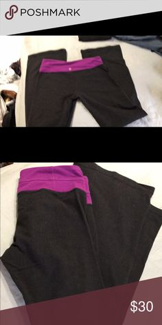 Lululemon pants Size 8 Pants Track Pants & Joggers
