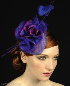 Vivien Sheriff Millinery - Hats and Headpieces f0a122432b1