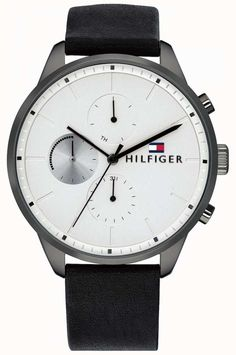 84bdf03d50 Tommy Hilfiger 1791489 - In stock. The superb Mens Tommy Hilfiger Watch  Chase includes a