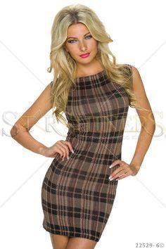 Modesty Type Brown Dress