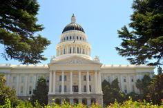 One Tank Trips from San Fran - Sacramento Capitol Building Tours Capitol Building, California, Sacramento, Day Trips, Wilderness, National Parks, Tours, San, City