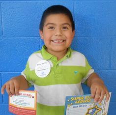 Ulisiz is our Kid of the Day! He enjoys coming to the Club and seeing all his friends!