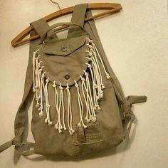 Stone Painting, Bucket Bag, Handmade, Bags, Fashion, Handbags, Moda, Hand Made, Fashion Styles