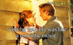 This movie single handedly changed the expectations of women everywhere.....sorry guys!