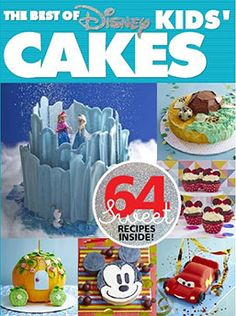Best of Disney Kids' Party Cakes