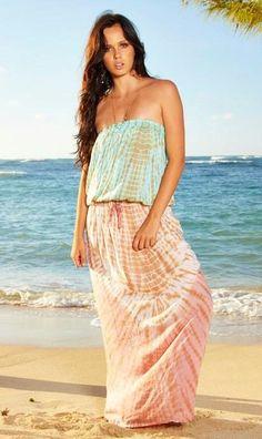 Tiare Hawaii Raindance Maxi | Tiare Hawaii Dresses | Tiare Hawaii Clothing