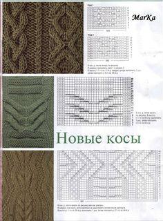 Hand Knit Chart