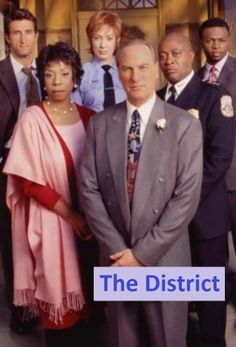 The District (2000–2004) - Stars: Craig T. Nelson, Roger Aaron Brown, Sean Patrick Thomas.  - Despite having over 30 law enforcement agencies, Washington DC still has the highest crime rate in the US. With politics and indifference being a large factor in this, the city hires Newark PD Chief Jack Mannion, a movie-quoting, lounge-singing former NYPD transit cop who claims he can (and has successfully) cut a city's crime rate in half. -  - COMEDY / CRIME / DRAMA
