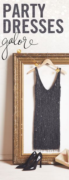 Festive dresses are on Rue La La at up to 70% off. Join today for free and be the life of the (holiday) party.
