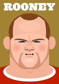 Stanley Chow - Wayne Rooney - #Manchester #United