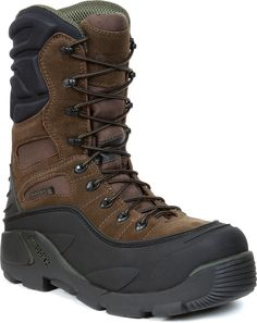 Rocky brand apparel and footwear is for energetic, active people on the go! Known for their superior comfort and design, they're guaranteed to go the distance. These winter boots by Rocky BlizzardStal