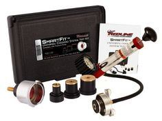 Redline Detection 95-0700 Smartfit Universal Cooling System Test Kit With Pump, 2015 Amazon Top Rated Cooling & Water Pump Tools #AutomotivePartsandAccessories