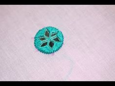 (80) Hand embroidery designs | Mirror work | Stitch and Flower-103 - YouTube Embroidery Store, Chain Stitch Embroidery, Hand Embroidery Videos, Embroidery Stitches Tutorial, Hand Work Embroidery, Bead Embroidery Jewelry, Hand Embroidery Designs, Embroidery Techniques, Beaded Embroidery