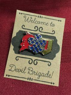 Present those pins properly!