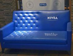 Sofas With Cellulite. Nivea Before and After Furniture