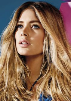 If you have blond hair, this article is for you! The color of blond hair has been a symbol of charm and femininity for years. The color of blond. Doutzen Kroes, Different Hairstyles, Hair A, Celebrity Hairstyles, Blonde Hairstyles, Loreal Paris, Woman Face, Beauty Women, Hair Inspiration
