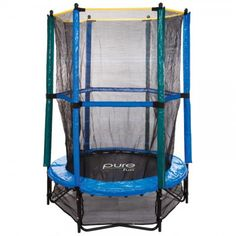 Keep Your Young Gymnast Busy While They Stay In Shape with a Trampoline Set