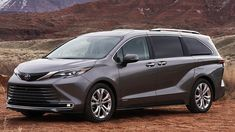 2021 Toyota Sienna Hybrid Preview - Consumer Reports Toyota Van, 67 Mustang, Chrysler Pacifica, Ford Classic Cars, First Drive, Kia Sorento, Fender Flares, Cool Cars, Dream Cars