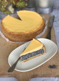 Poppy Seed Cake, Baking And Pastry, Different Recipes, Food Inspiration, Bakery, Deserts, Dessert Recipes, Food And Drink, Sweets