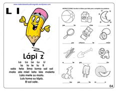 CUADERNO PARA APRENDE A LEER I MATERIAL EDUCATIVO Spelling, Curriculum, Comics, Reading, School, Lol, Joseph, House, Activities