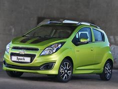 Chevrolet Spark range buffed up for 2013