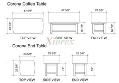 Standard coffee table height cm coffee tables have - Standard coffee table height ...